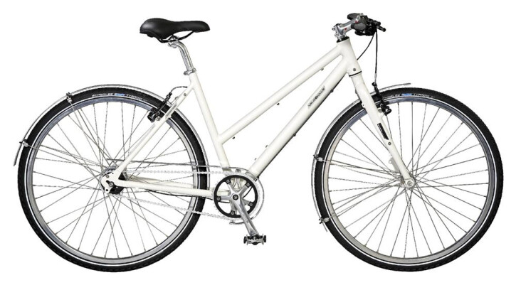 Citybike Velo de Ville V200 ESPRIT Premium 7 Gg Shimano Nexus Freilauf 2017