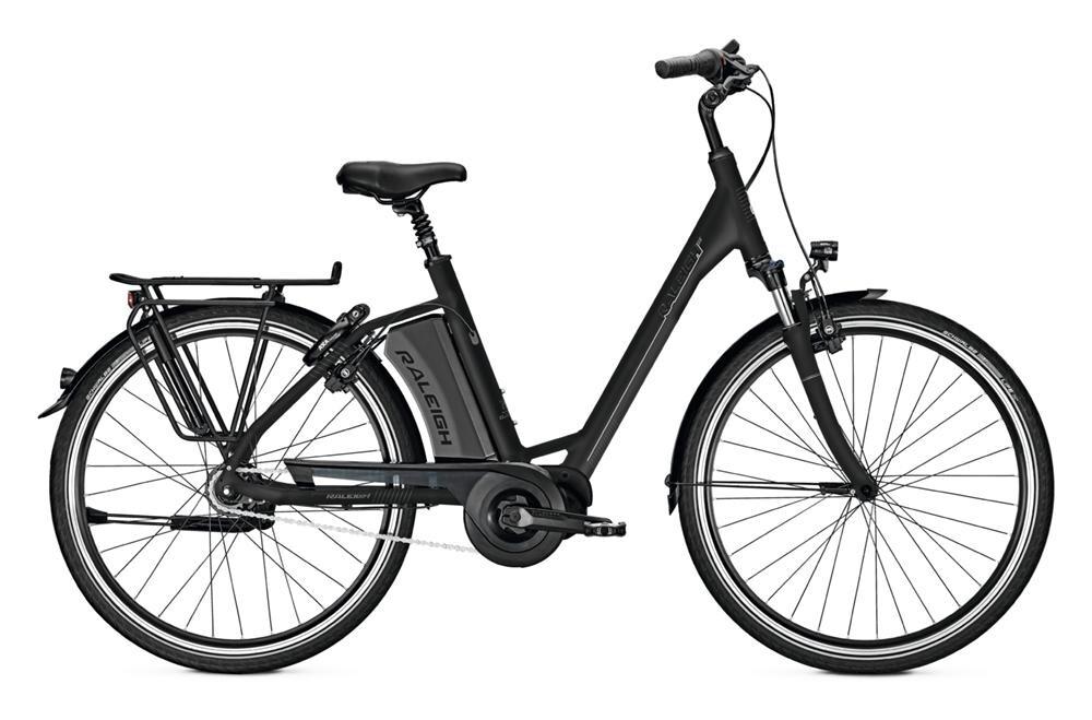 raleigh corby ein modernes e bike mit euem evo antrieb. Black Bedroom Furniture Sets. Home Design Ideas