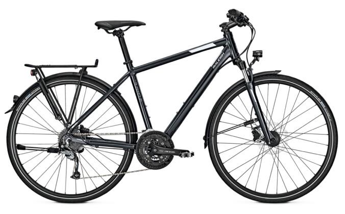 Trekkingbike Raleigh RUSHHOUR 2.0 DISC 2017