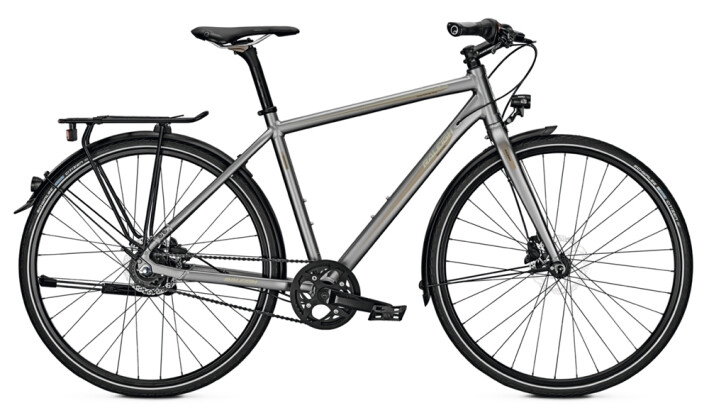 Citybike Raleigh NIGHTFLIGHT DELUXE 2017