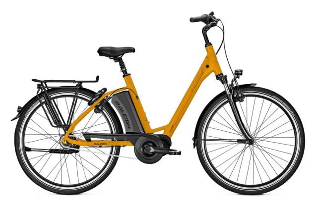 E-Bike Raleigh CORBY 7 TESTRAD 2017