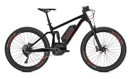 Univega RENEGATE E-Bike MTB Fully mit Bosch Performance-CX  Motor, 11- Gang
