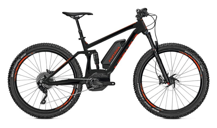 E-Bike Univega Renegade BS 4.0 Plus 2017