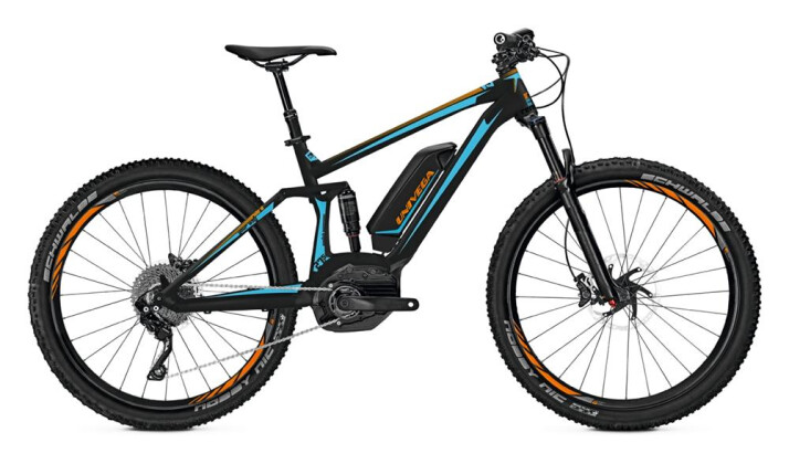 E-Bike Univega Renegade BS 3.0 2017