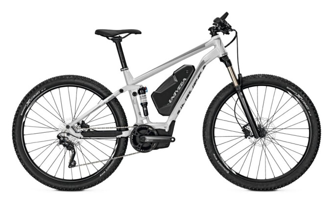 E-Bike Univega Renegade I-Evo 2.0 2017