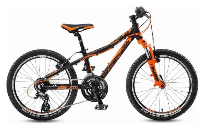"Kinder / Jugend KTM Bikes Wild Speed 20"" Speed 2021 V 2017"