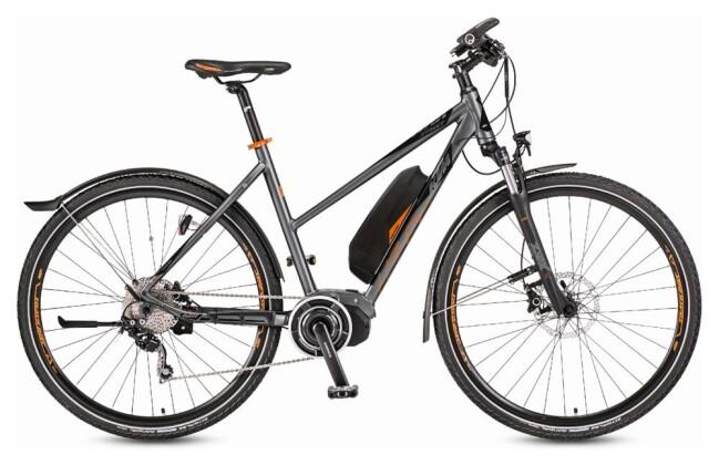 E-Bike KTM Bikes Ventura Cross Street 10 2017