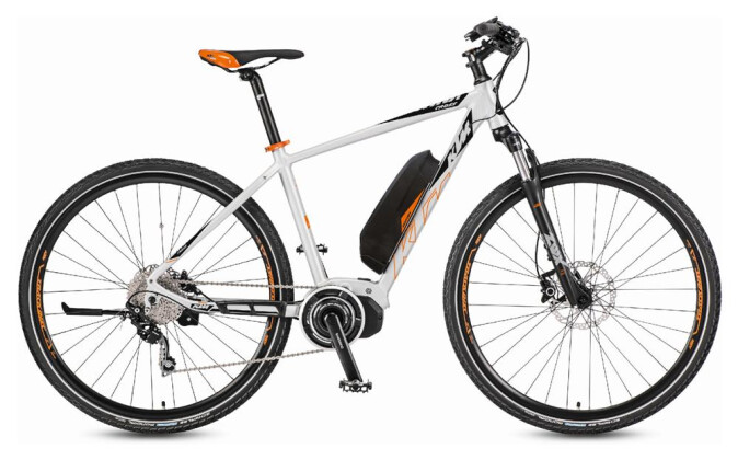 E-Bike KTM Bikes Ventura Cross Cross 10 2017