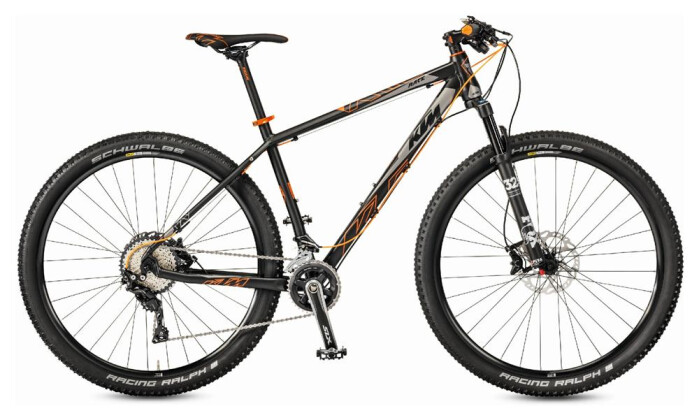 "Mountainbike KTM Bikes Ultra 29"" Race  22s XT 2017"