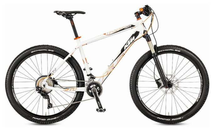"Mountainbike KTM Ultra 27.5"" Force  22s XT 2017"