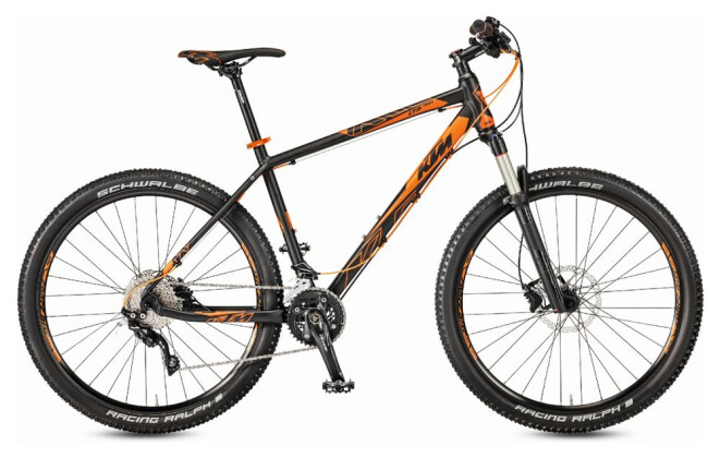"Mountainbike KTM Bikes Ultra 27.5"" 1964 LTD  20s/30s XT 2017"