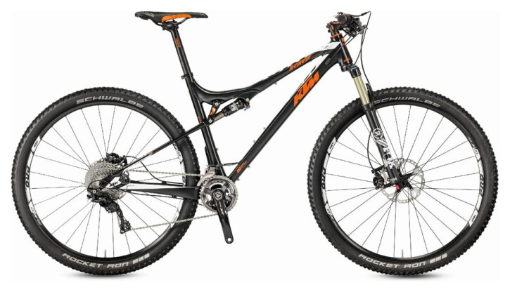 "Mountainbike KTM Scarp 29"" 2 22s XT 2017"