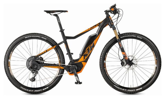 E-Bike KTM Macina Race 1 8s EX1 2017