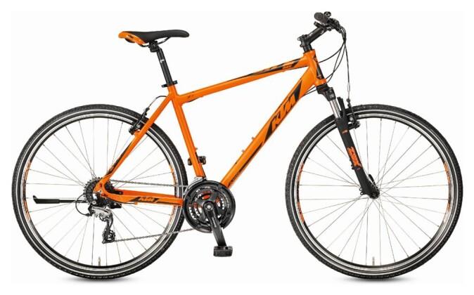 Crossbike KTM Bikes Trekking Offroad One 2017