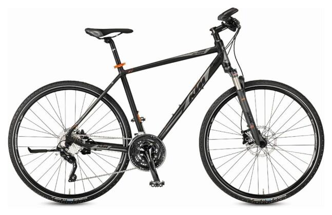 Crossbike KTM Bikes Trekking Offroad Action 30s XT 2017