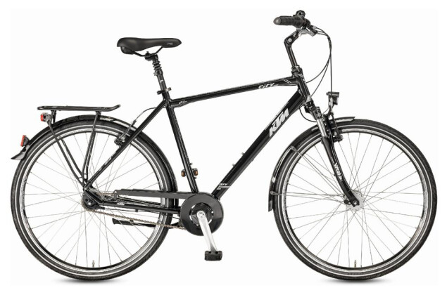 "Citybike KTM City Line 7 28""  Line 287 2017"