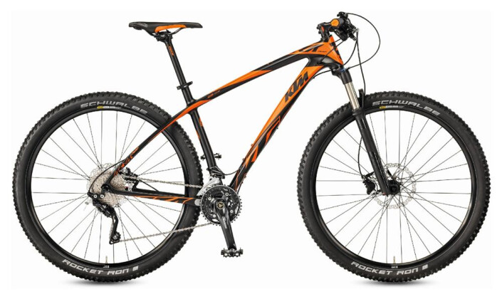 "Mountainbike KTM Aera 29""  Comp 20s/30s XT 2017"