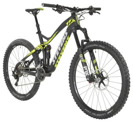 Mountainbike Stevens Whaka Carbon ES 2017