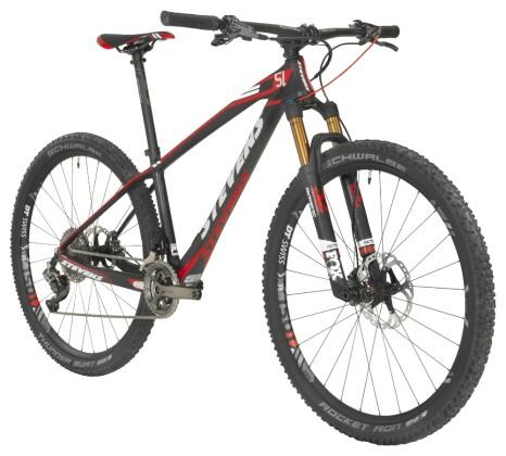 Mountainbike Stevens Sonora SL Di2 2017