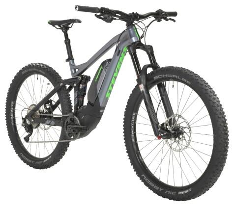 E-Bike Stevens E-Whaka+ 2017
