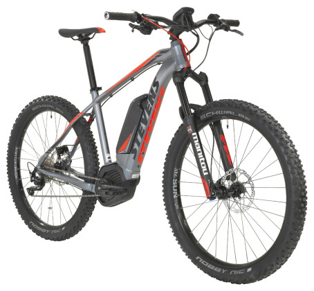 E-Bike Stevens E-Juke+ 2017