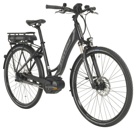 E-Bike Stevens E-Courier Luxe Forma 2017