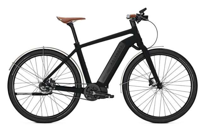 E-Bike Kalkhoff INTEGRALE LTD WOOD 2017