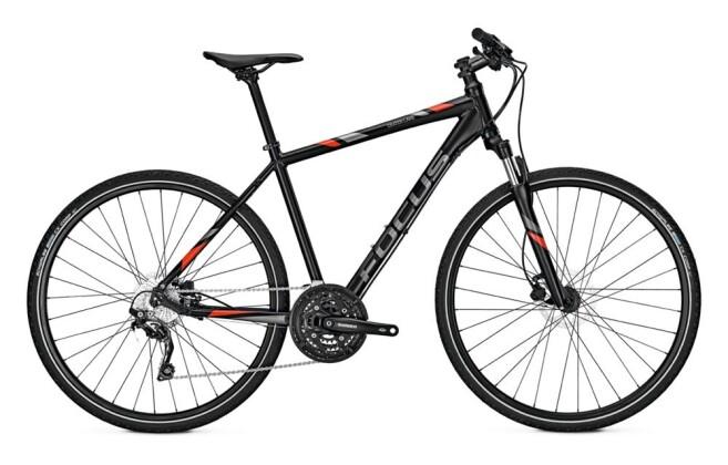 Urban-Bike Focus Crater Lake Pro 2017
