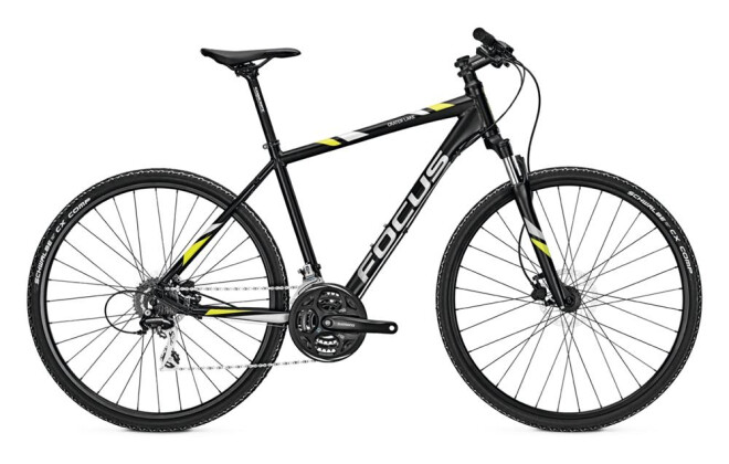 Urban-Bike Focus Crater Lake Lite 2017
