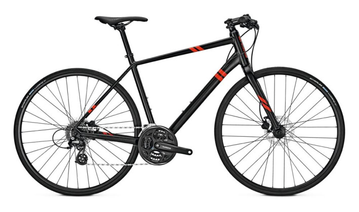 Urban-Bike Focus Arriba Altus 2017