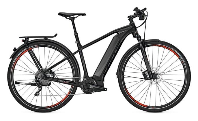 E-Bike Focus Jarifa iStreet Pro 2017
