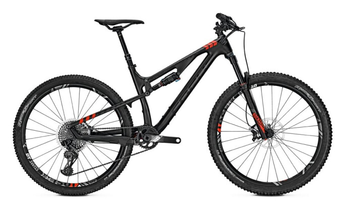 Mountainbike Focus Spine C SL 2017