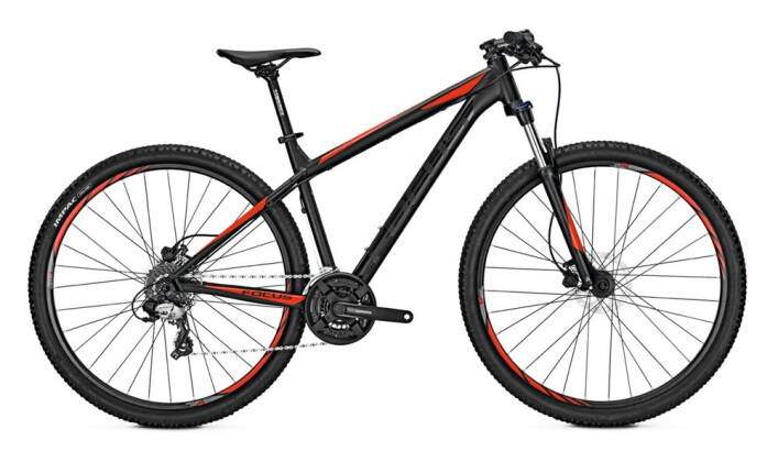 Mountainbike Focus Whistler Elite 29 2017