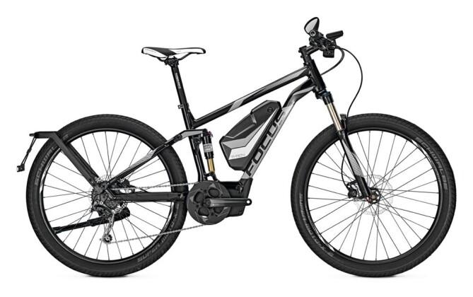 E-Bike Focus Thron Speed Limited 2017