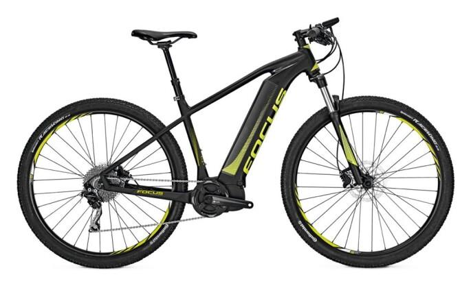 E-Bike Focus Jarifa i29 2017