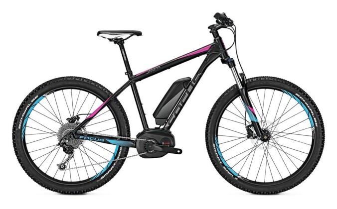 E-Bike Focus Jarifa Plus Donna 2017