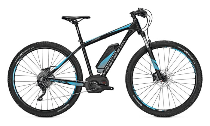 E-Bike Focus Jarifa 29 Pro 2017