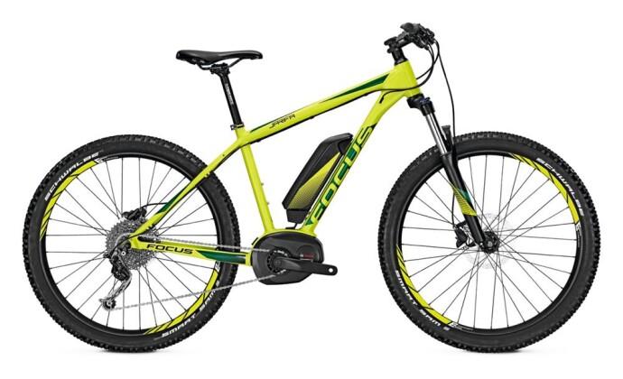 E-Bike Focus Jarifa Plus 2017