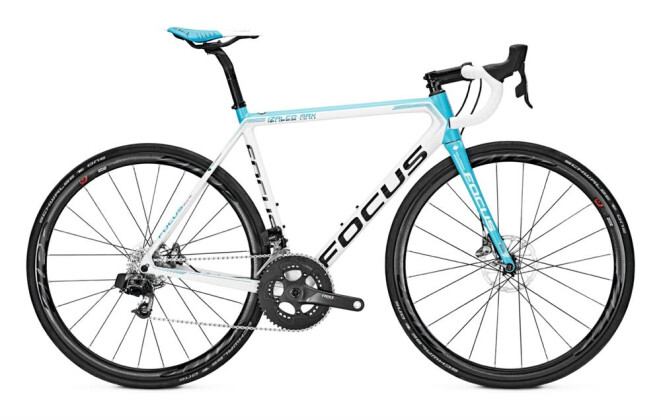 Rennrad Focus Izalco MAX Disc Team 2017