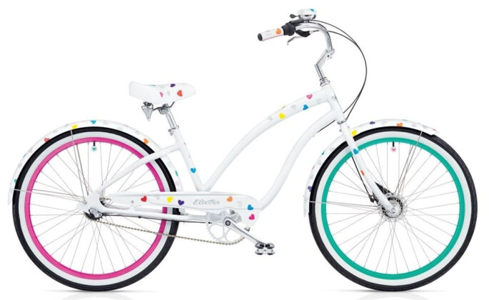 Citybike Electra Bicycle Heartchya 3i Ladies' 2018
