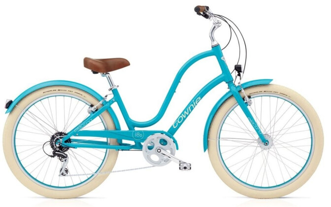 Citybike Electra Bicycle Townie Balloon 8D EQ Ladies' 2018