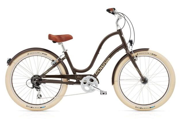 Citybike Electra Bicycle Townie Balloon 8D EQ Ladies' 2017