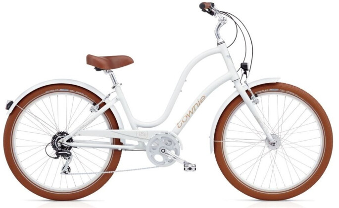 Citybike Electra Bicycle Townie Balloon 8D EQ Ladies' 2018