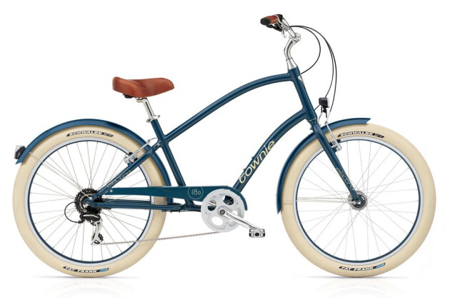Citybike Electra Bicycle Townie Balloon 8D EQ Men's 2018