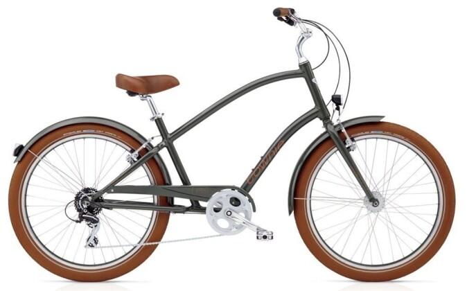 Citybike Electra Bicycle Townie Balloon 8D EQ Men's 2017
