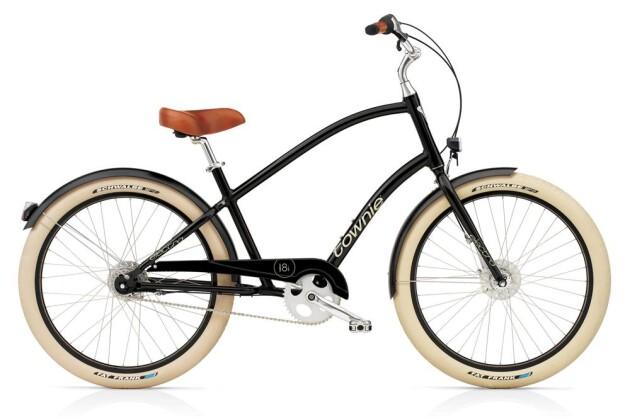 Citybike Electra Bicycle Townie Balloon 8i EQ Men's 2017