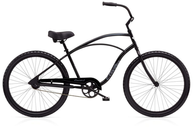 Cruiser-Bike Electra Bicycle Cruiser 1 24in Men's 2017