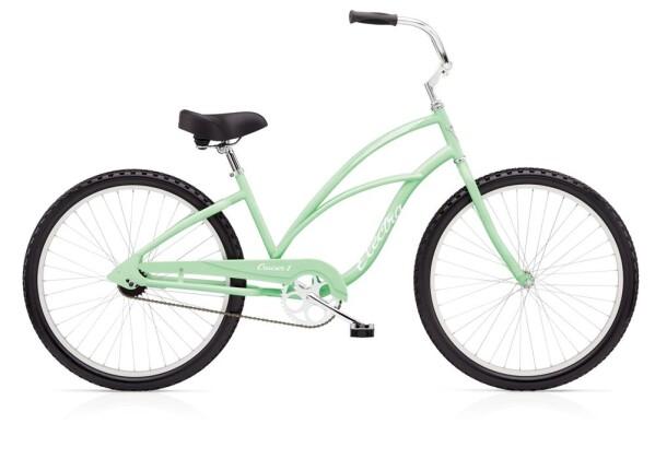 Cruiser-Bike Electra Bicycle Cruiser 1 Ladies' 2017