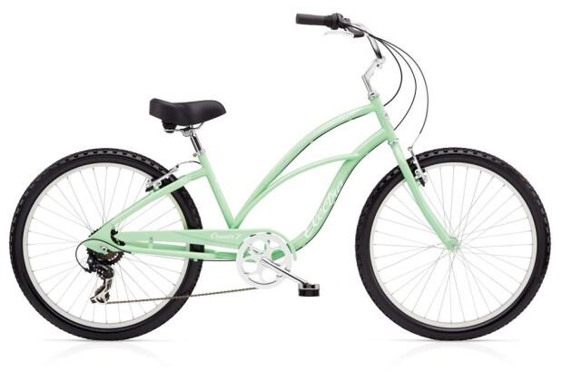 Cruiser-Bike Electra Bicycle Cruiser 7D Ladies' 2017