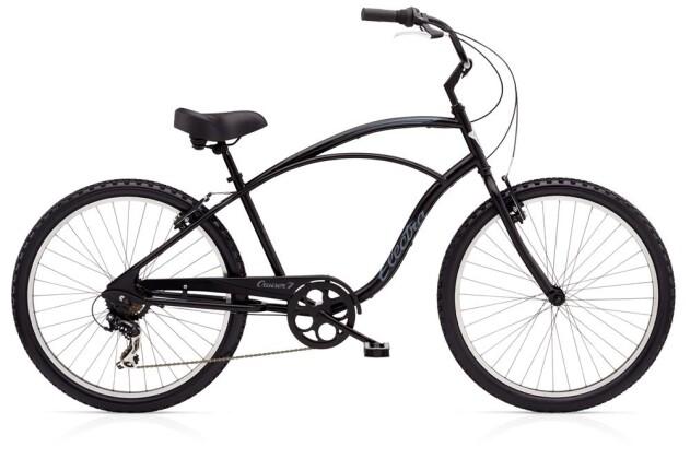 Cruiser-Bike Electra Bicycle Cruiser 7D Men's 2018